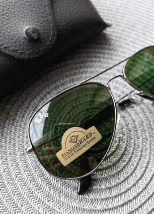 Очки женские солнцезащитные, авиаторы3 фото