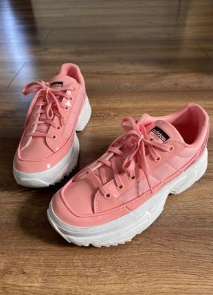 Классные женские кроссовки adidas originals kiellor торг!