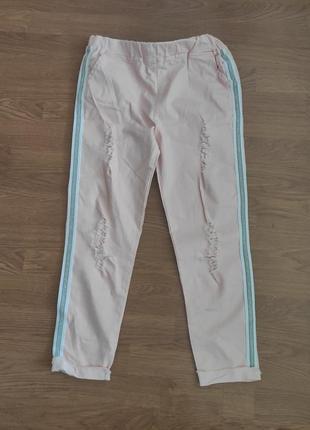 Летние котоновые штаны