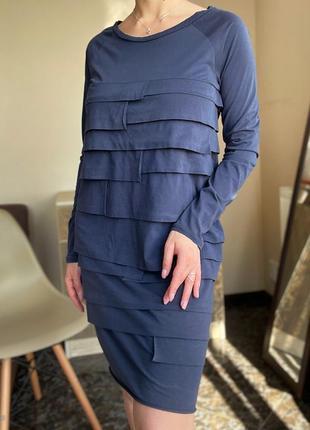 Хлопковое платье, сукня cos
