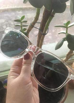 Распродажа 🔥🔥🔥новинка 2021!!прозрачная оправа/очки солнцезащитные