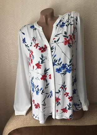 Блузка белая 🌺