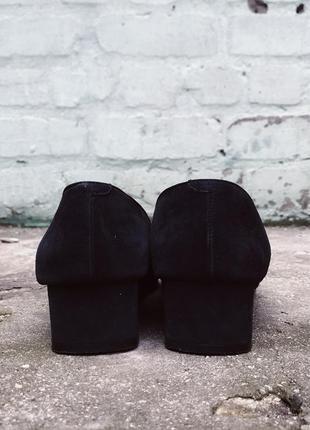 Кожаные осенние туфли nando muzi italia