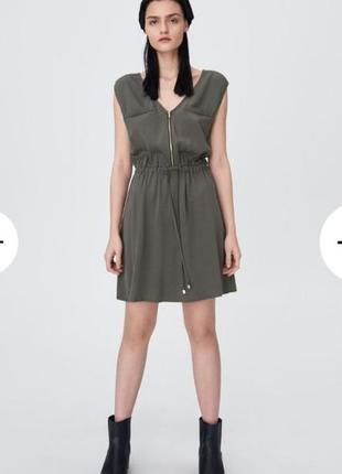 Стильное летнее платье польского бренда sinsay