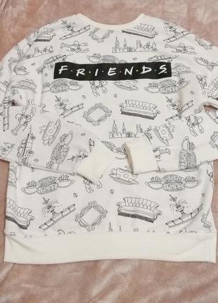 Свитшот friends
