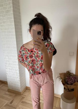 Футболка-блуза/ брюки