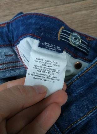 Джинсы гант. женские xs / подростковые. немецкий бренд gant джинс, брюки.9 фото
