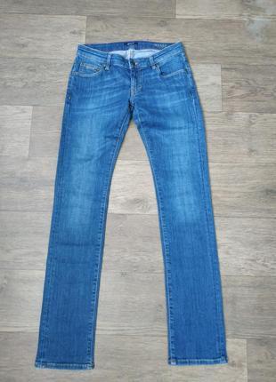 Джинсы гант. женские xs / подростковые. немецкий бренд gant джинс, брюки.2 фото