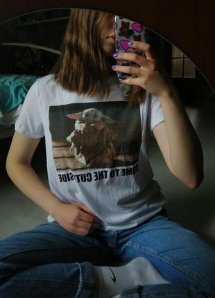 Новая футболочка с бейби йодой