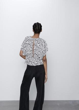 Блуза zara нова колекція!!3 фото