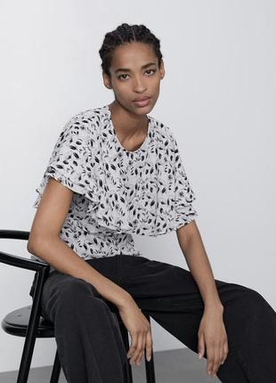 Блуза zara нова колекція!!2 фото