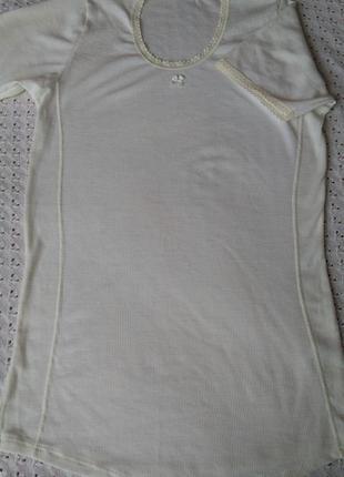 Термофутболка з мериносової вовни термобілизна футболка термо термобелье шерсть мериноса