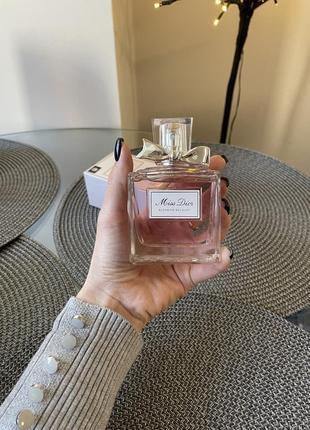 🌸 духи парфюм miss dior blooming bouquet , 100 мл