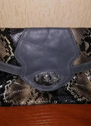 Стильная маленькая женская сумка, клатч fashion essentials