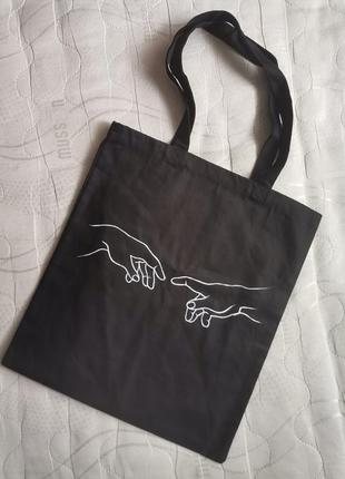 Эко- сумка, еко-торба, шоппер ручная работа