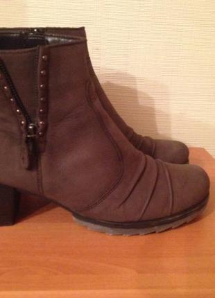Ботинки элегантные gabor р.40