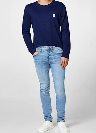 Edc bu esprit heren skinny jeans 028cc2b006.оригинал.германия.р/34.