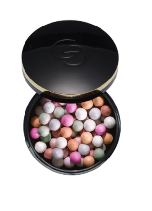 Сияющая пудра в шариках giordani gold нежно-розовый - 34547