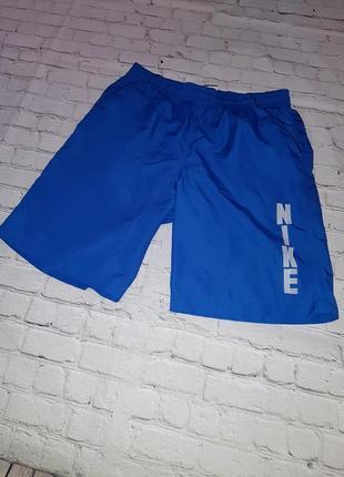 Мужские оригинальные шорты nike