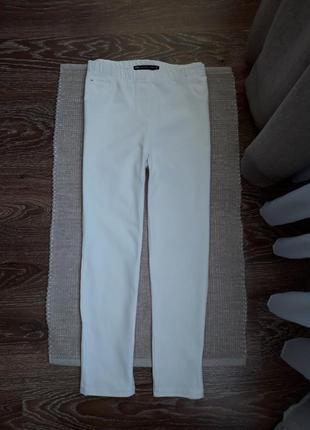 🌿 коттоновые стрейчевые брюки-леггинсы