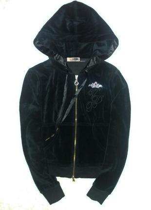 Куртка кофта велюровая бархат vdp