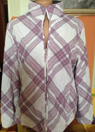 Куртка zeroxposur на микромехе l
