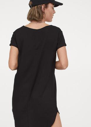Платье футболка туника h&m3 фото