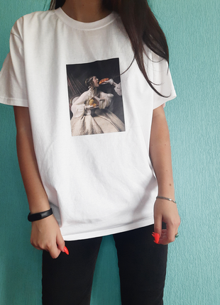 Оверсайз футболка