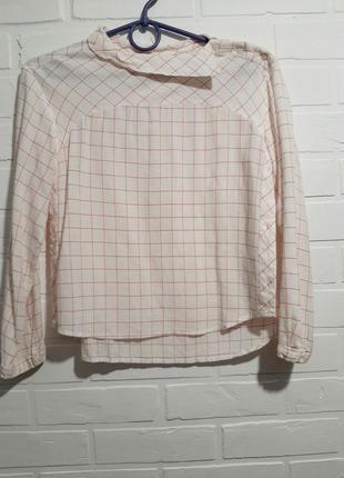 Рубанка. блузка