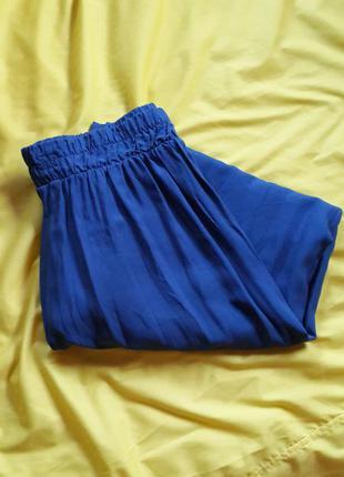 Макси юбка stradivarius