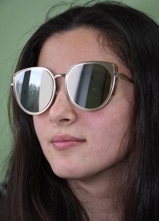 Новые оригинальные солнцезащитные очки casta w319 brnsl оригинал каста