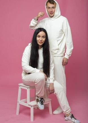 Мужской 🕊️ белый костюм