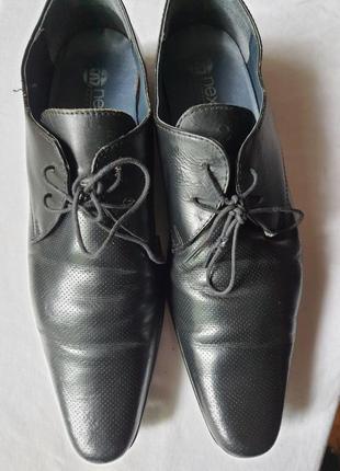 Мужские туфли от бренда next, р. 45
