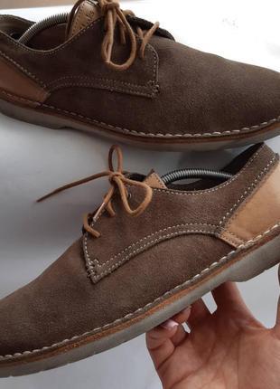 Супер туфли clarks