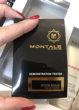 Пробник montale moon aoud оригинал