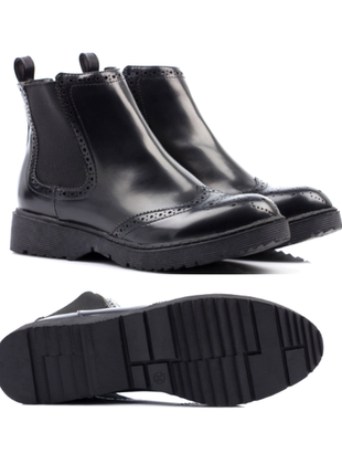 Новые фирменные весенне-осенние ботинки челси р 39,40,41