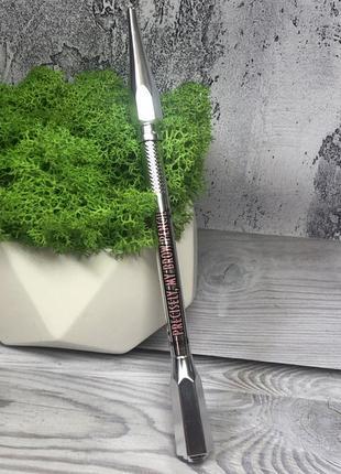 Полноразмер карандаш для бровей benefit precisely my brow pencil, оттенок 3