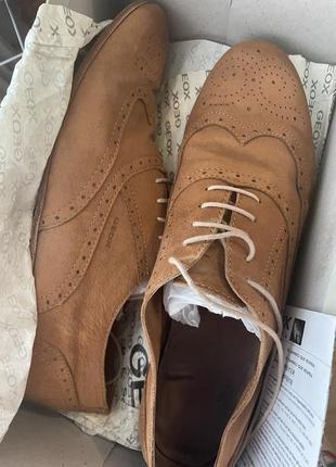 Туфли geox 43 р