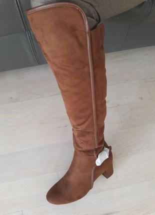 Стильні модні чоботи ізраїльського виробника