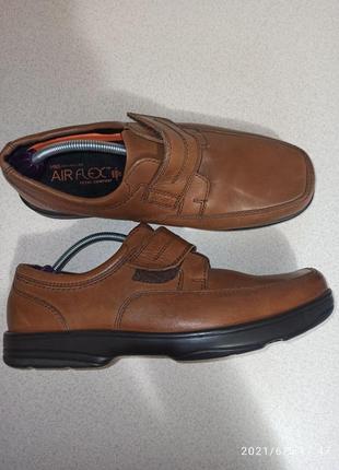 Мужские туфли m&s p.43