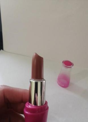Нюдовая помада julia cosmetics, 04 тон