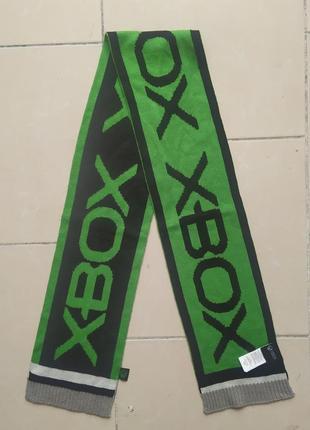 Шарф x-box