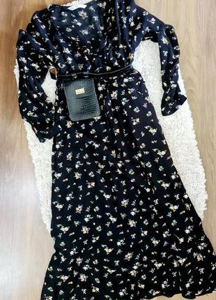 Шикарное летнее платье zara