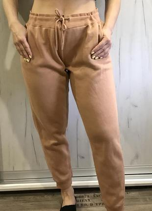 Продаю спортивные штаны утеплённые primark размер m 40/42