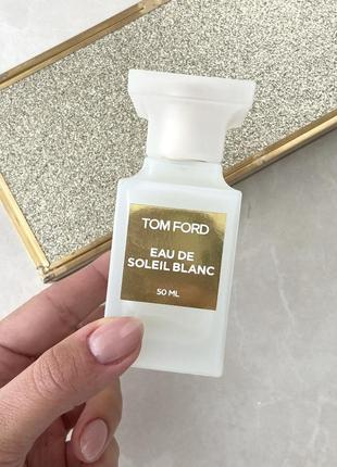 Духи tom ford eau de soleil blanc
