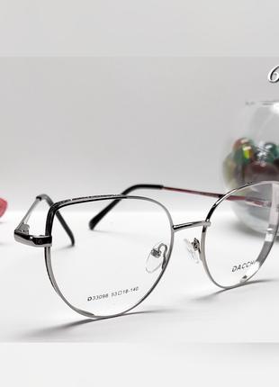 Стильні окуляри - оправа під заміну лінз