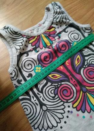 Этно платье для девочки2 фото
