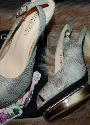Туфли на высоком каблуке sharman (новые!)