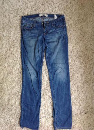 Легкі джинси abercrombie&fitch
