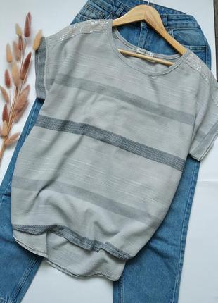 Красивая лёгкая блуза